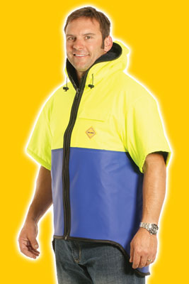 Nalder Storm Vest – Short-sleeved